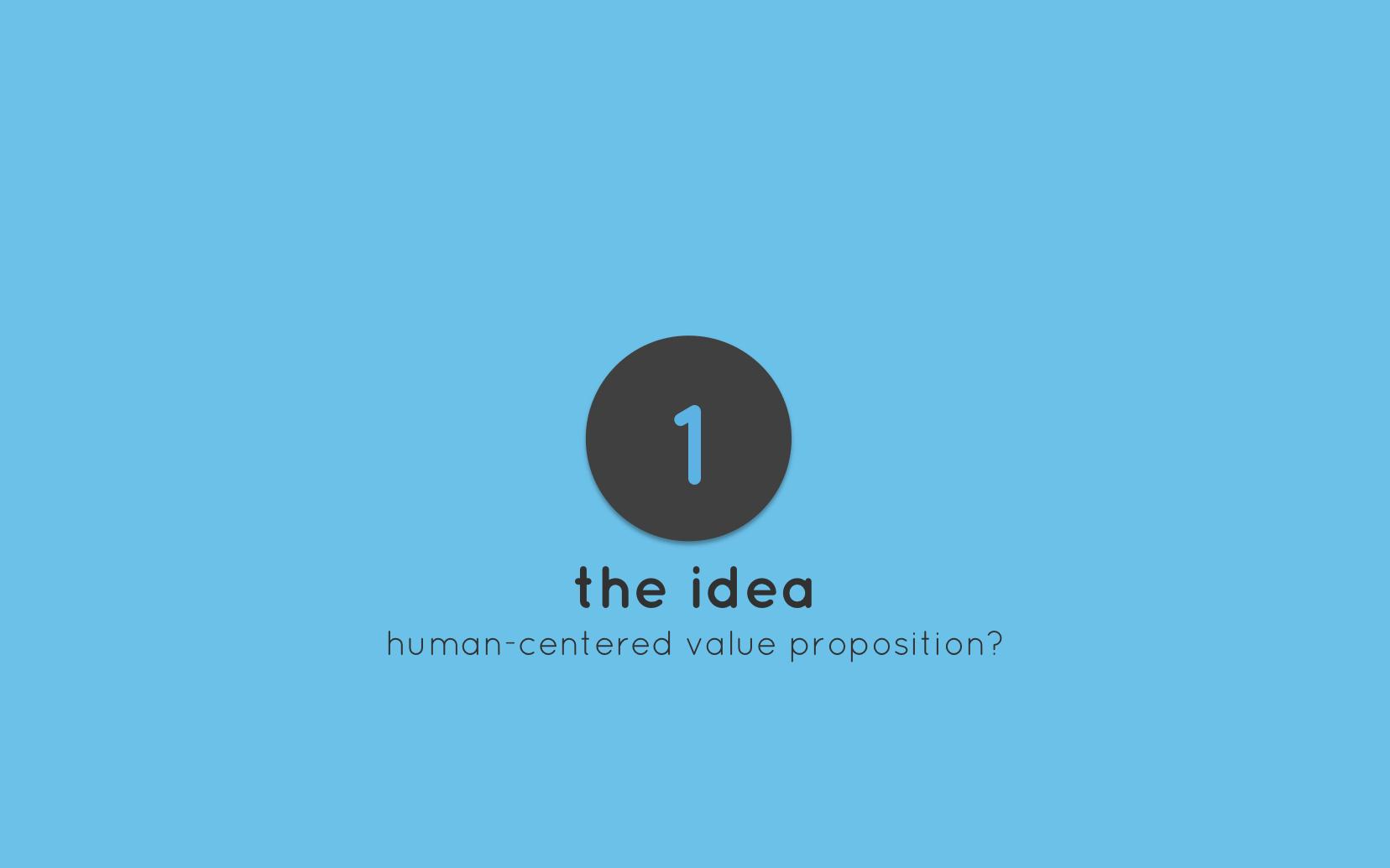 human-centered entrepreneurship