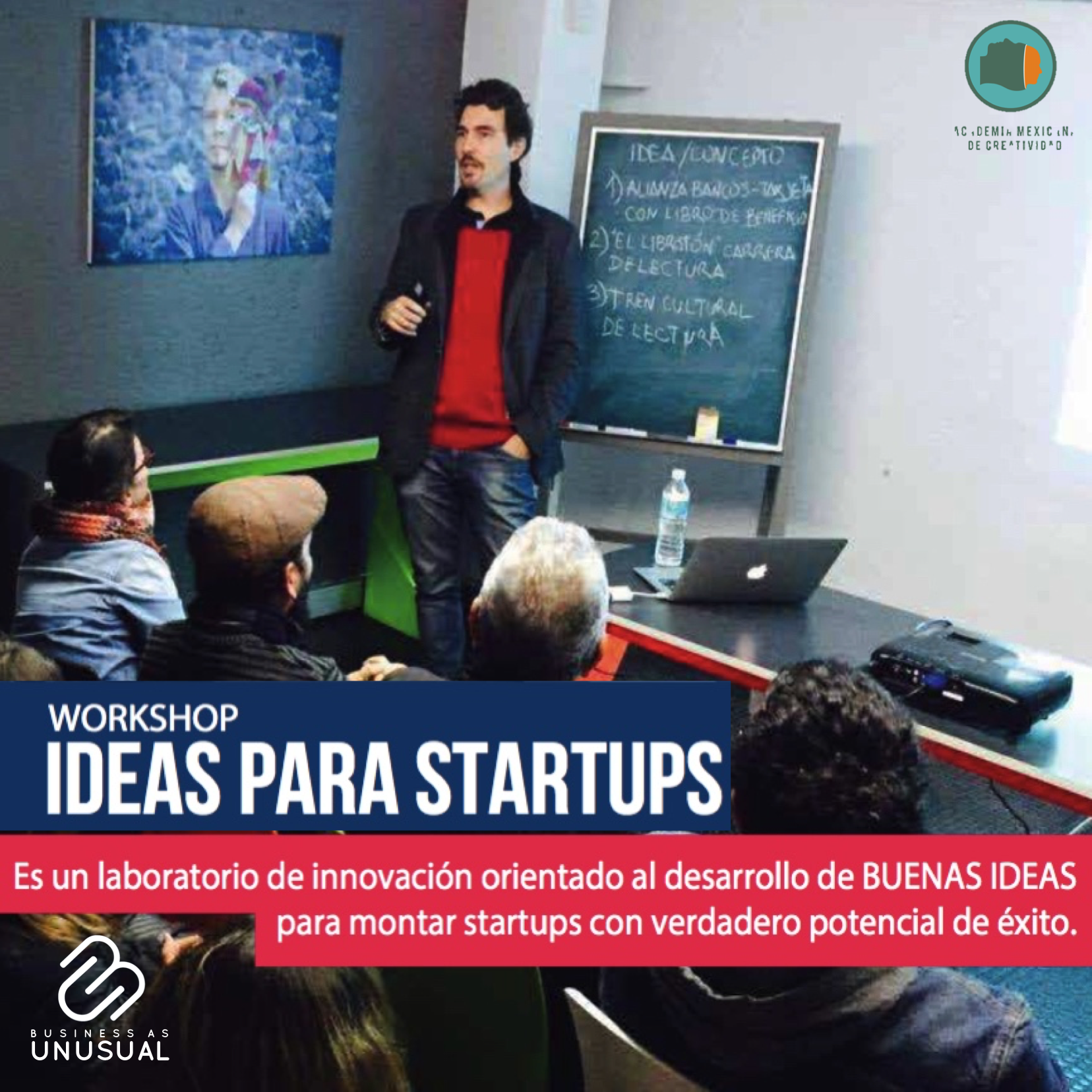 Business as Unusual - Ideas for Startups