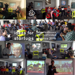 Academia Mexicana de Creatividad – Workshop: Ideas for Startups – Mexico City – May 2016