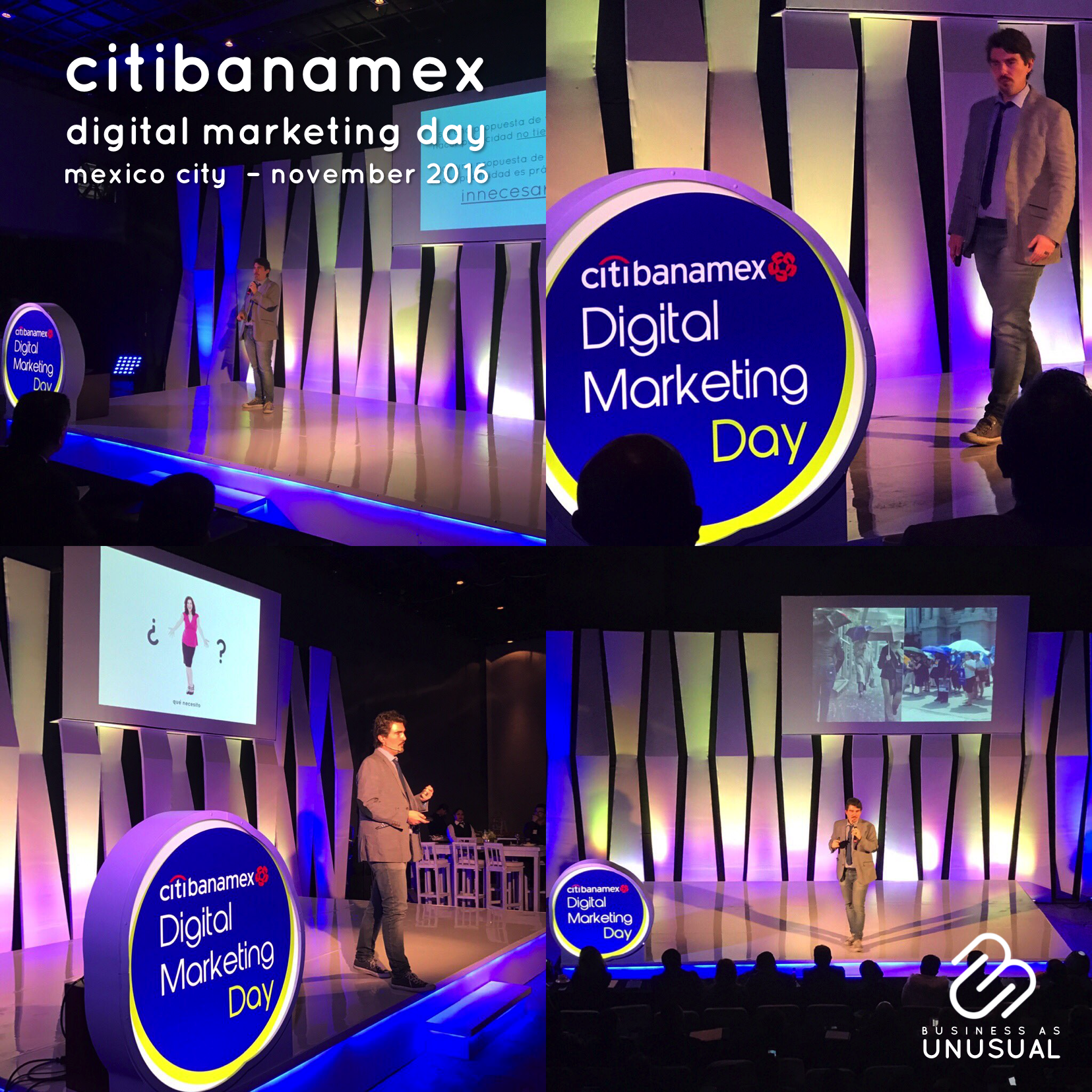 Citibanamex - Digital Marketing Day - Mexico City