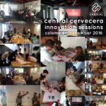 Central Cervecera de Colombia – Heineken Innovation Sessions – Bogota – November 2016