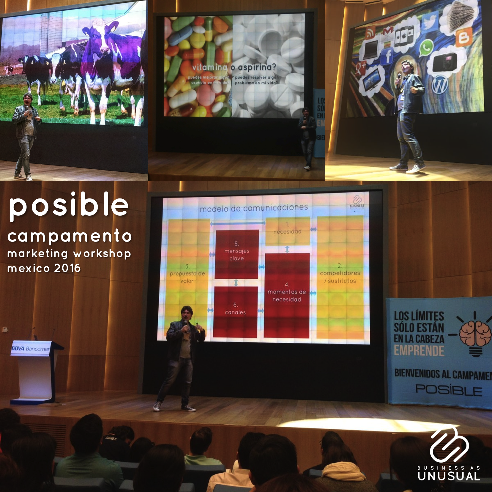 POSiBLE - Marketing Workshop