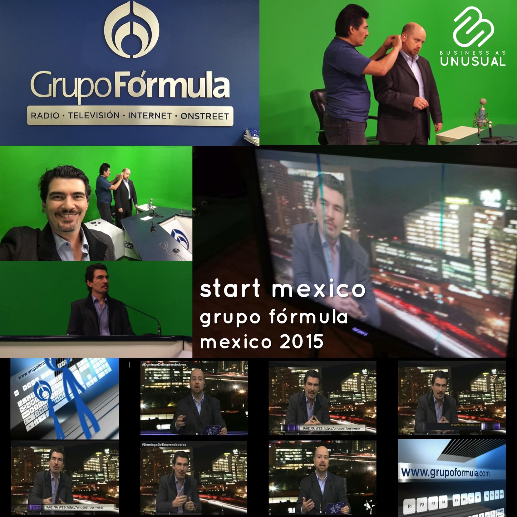 grupo fórmula - start méxico