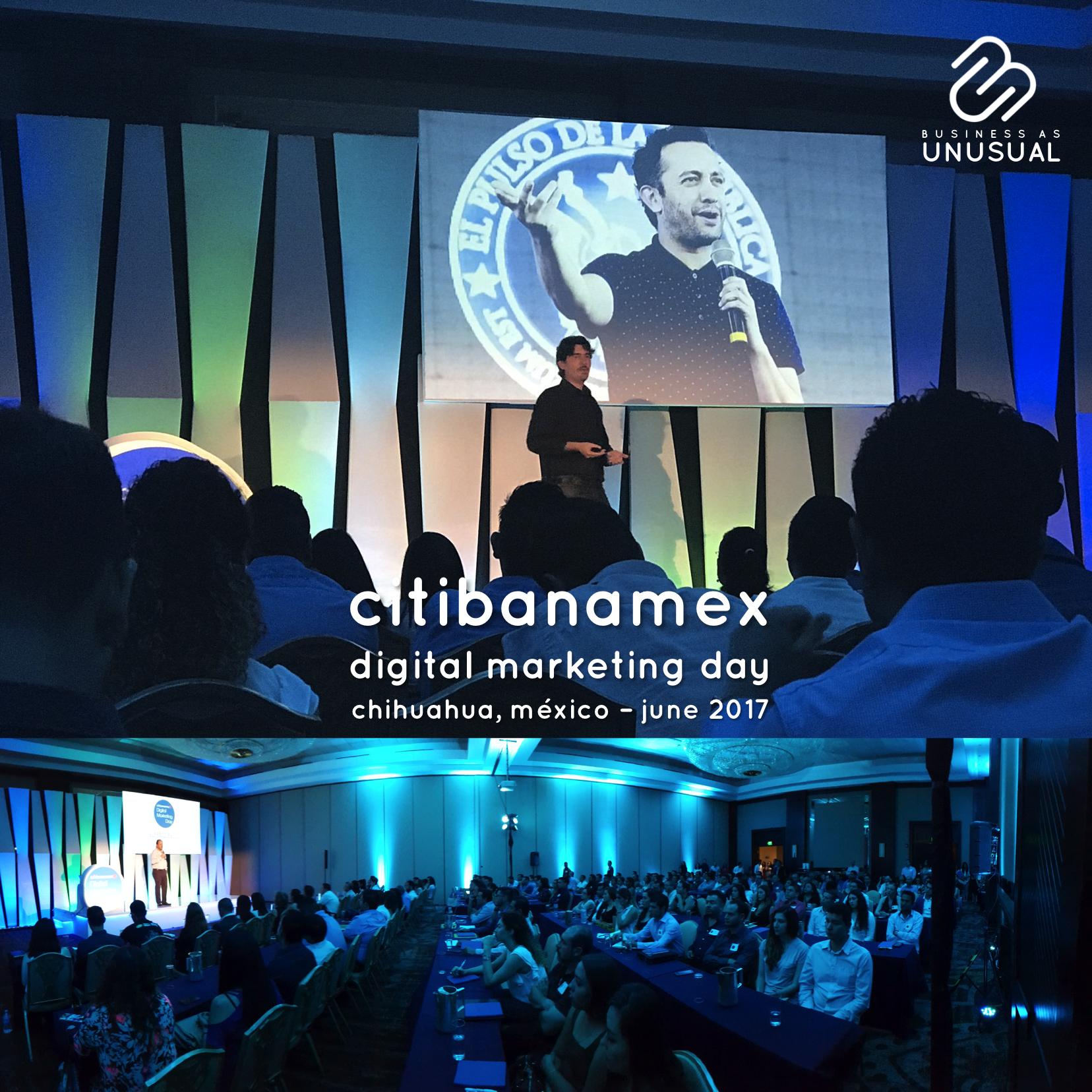 Citibanamex - Digital Marketing Day - Chihuahua