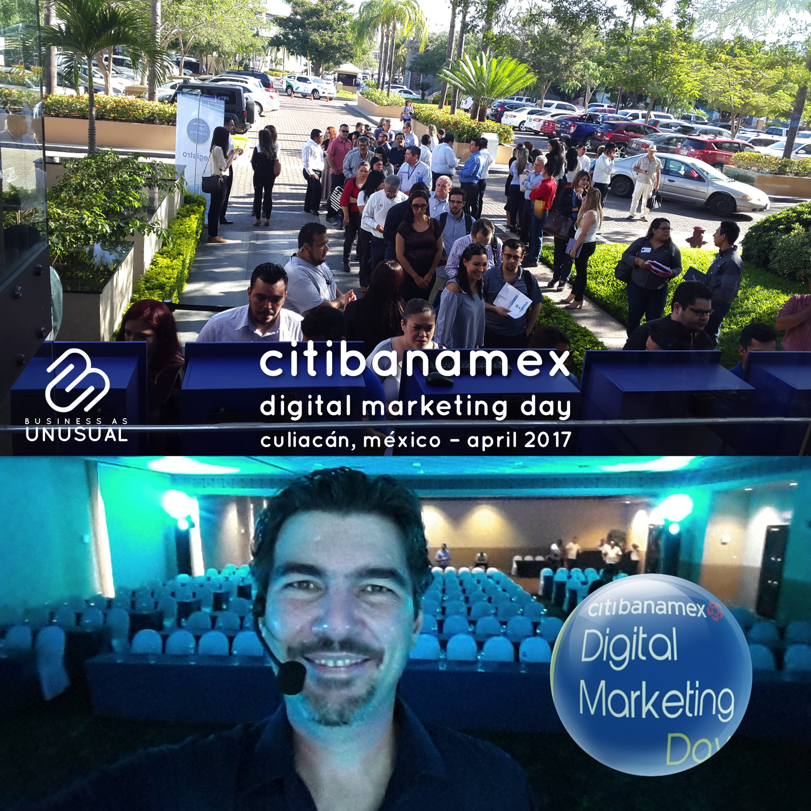 Citibanamex - Digital Marketing Day - Culiacán