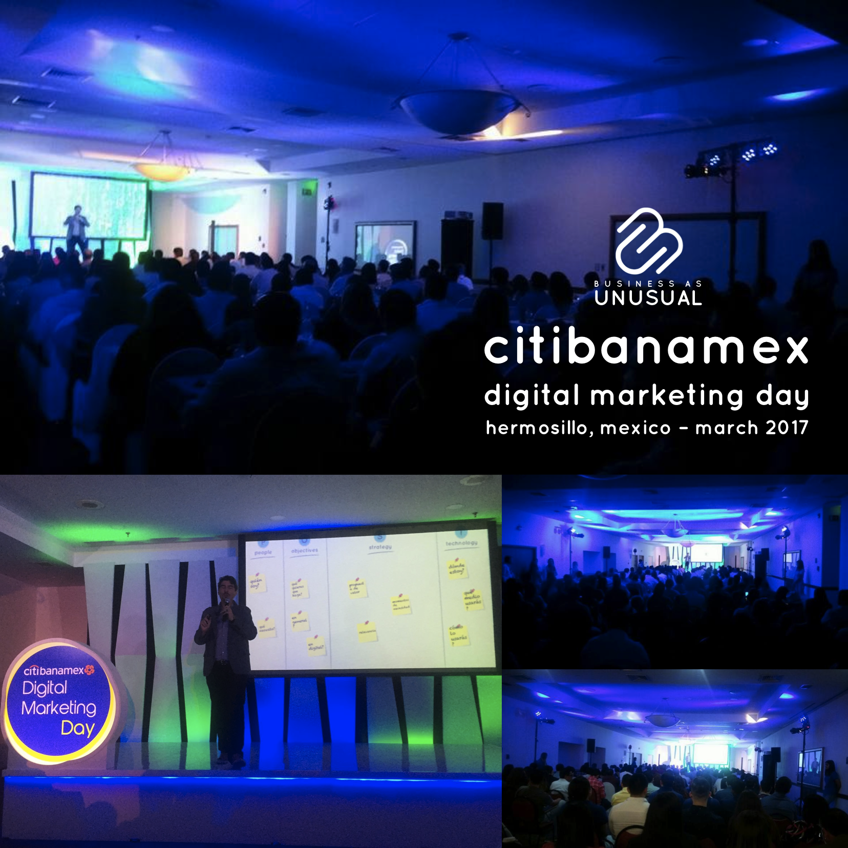 Citibanamex - Digital Marketing Day - Hermosillo