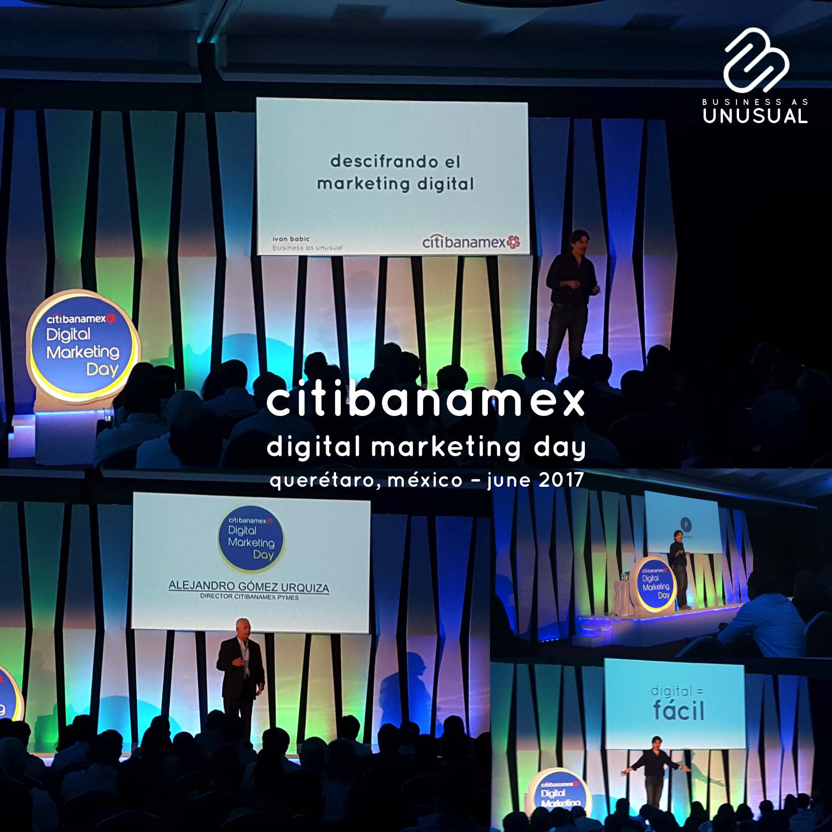 Citibanamex – Digital Marketing Day – Queretaro – June 2017