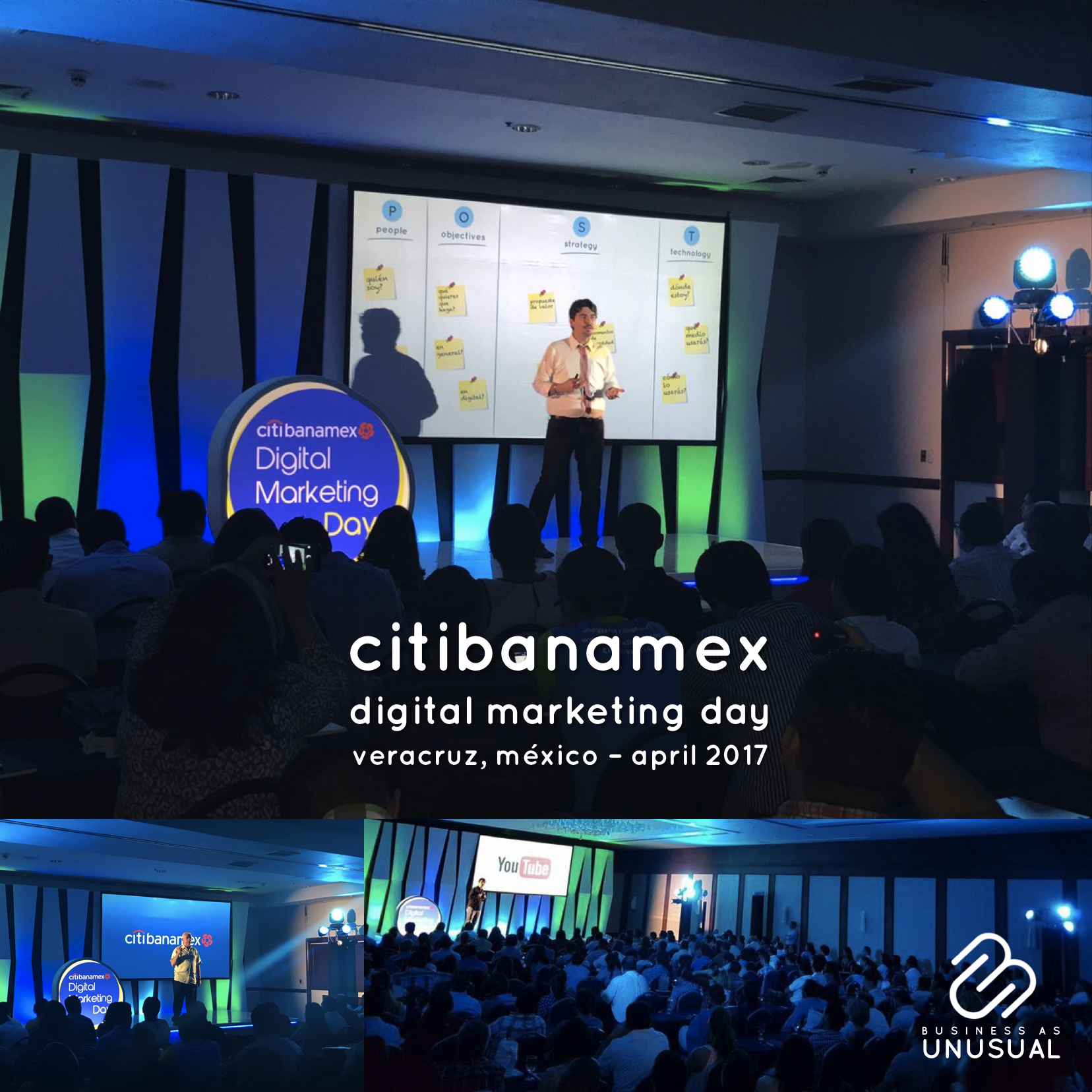 Citibanamex - Digital Marketing Day - Veracruz