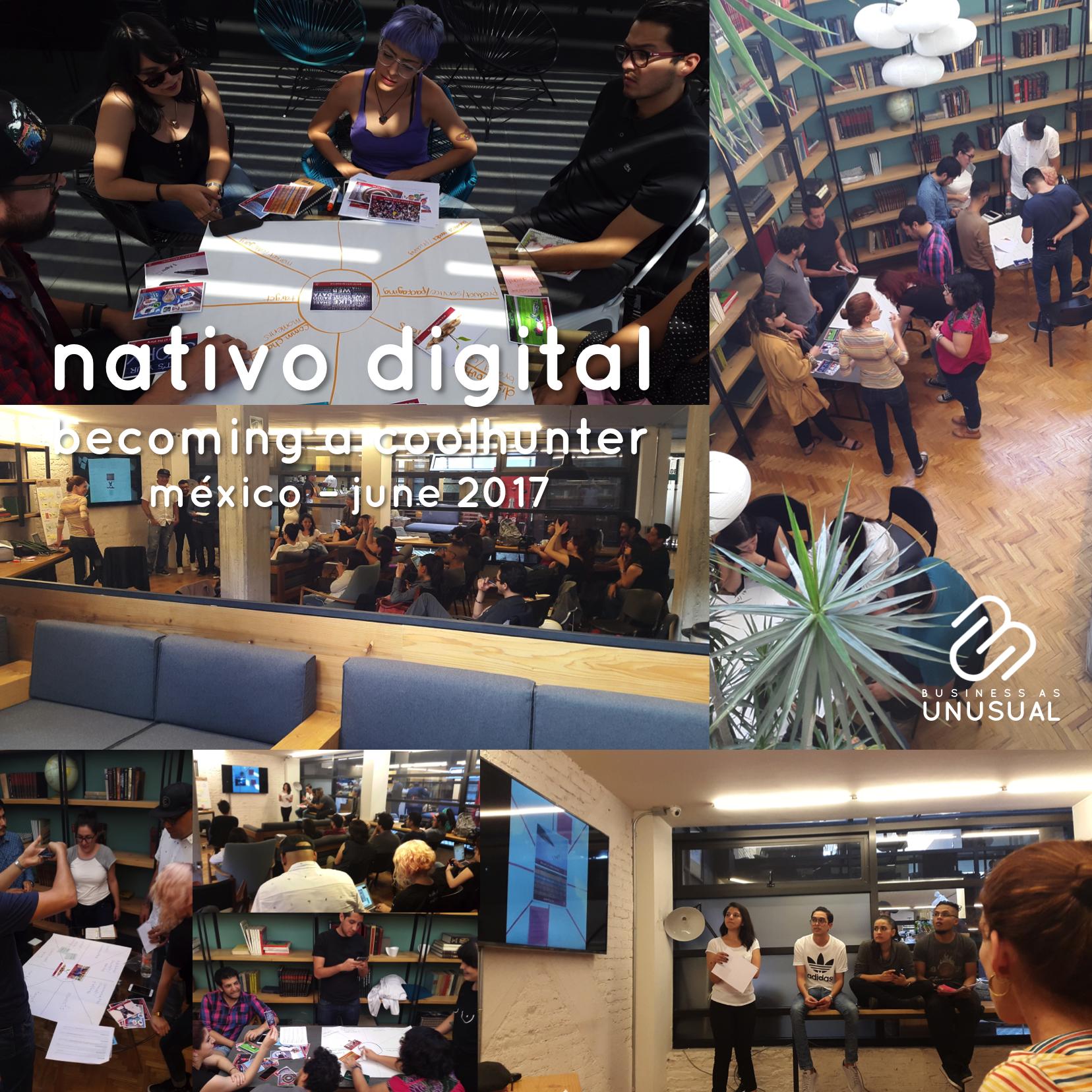 Nativo Digital - Becoming a Coolhunter