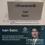 Citibanamex - Innovation-Driven Business - Leon - October 2017