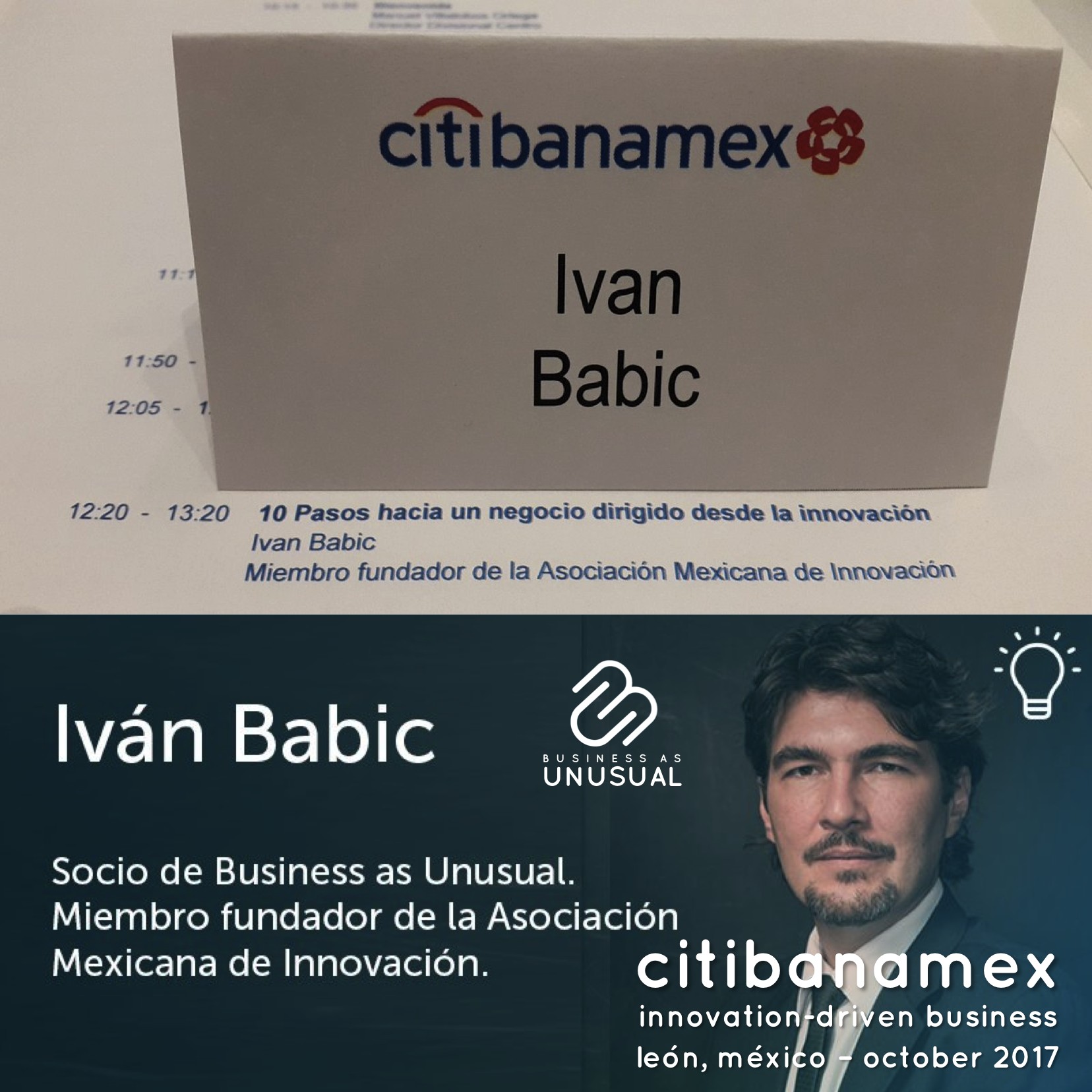 Citibanamex - Innovation-Driven Business - León