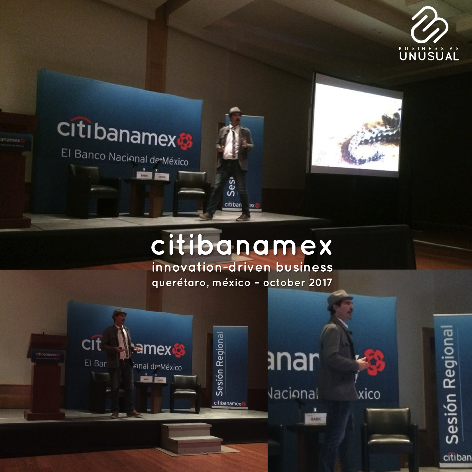 Citibanamex - Innovation-Driven Business - Querétaro