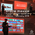Oracle Mexico - Human-Centered Innovation - February 2018