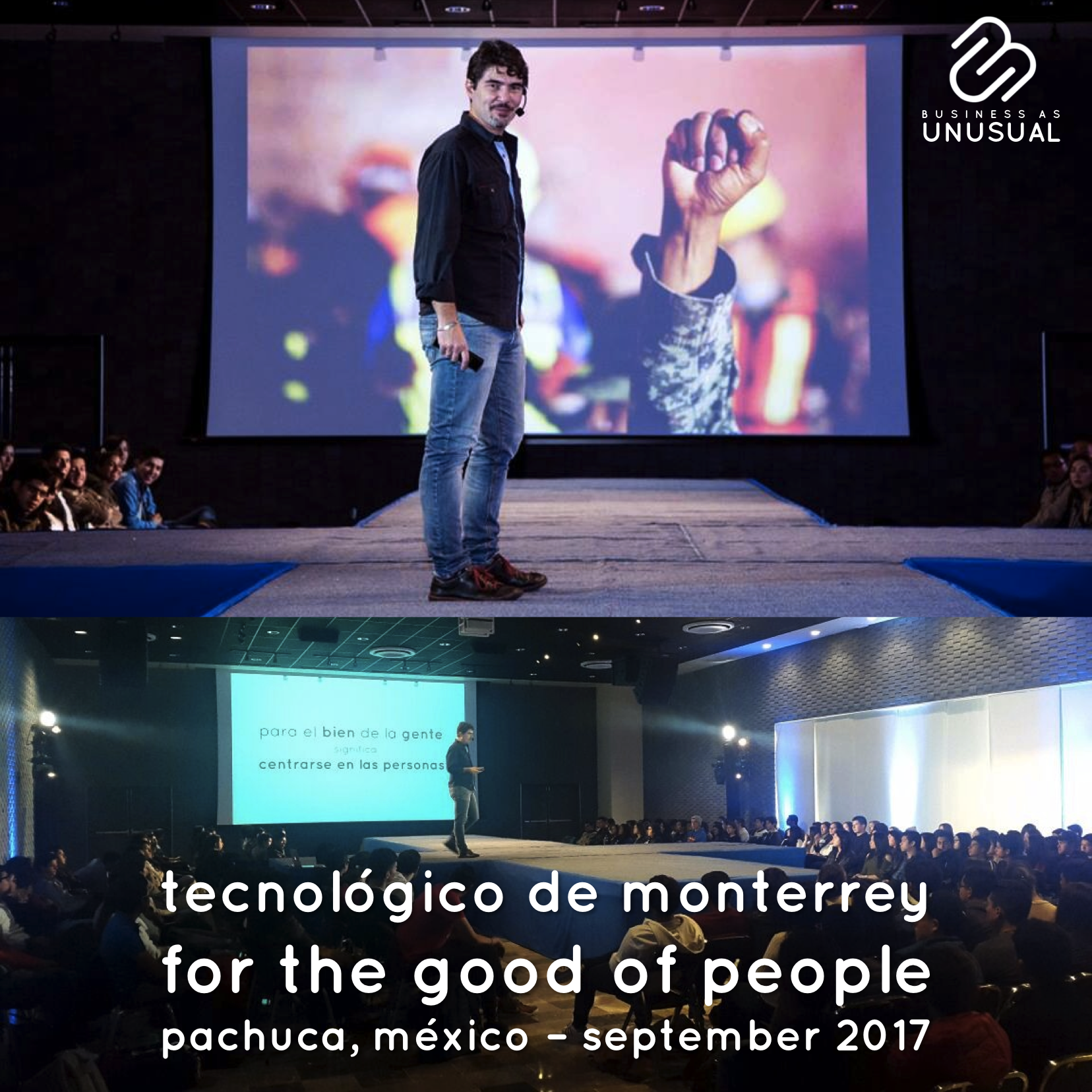 Instituto Tecnológico de Monterrey - For the good of people