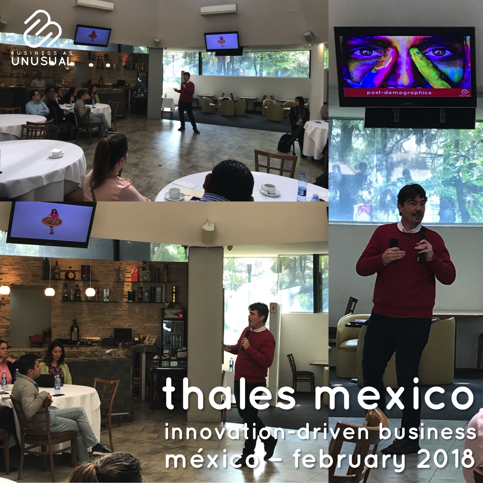 Thales Mexico - Innovation-Driven Business