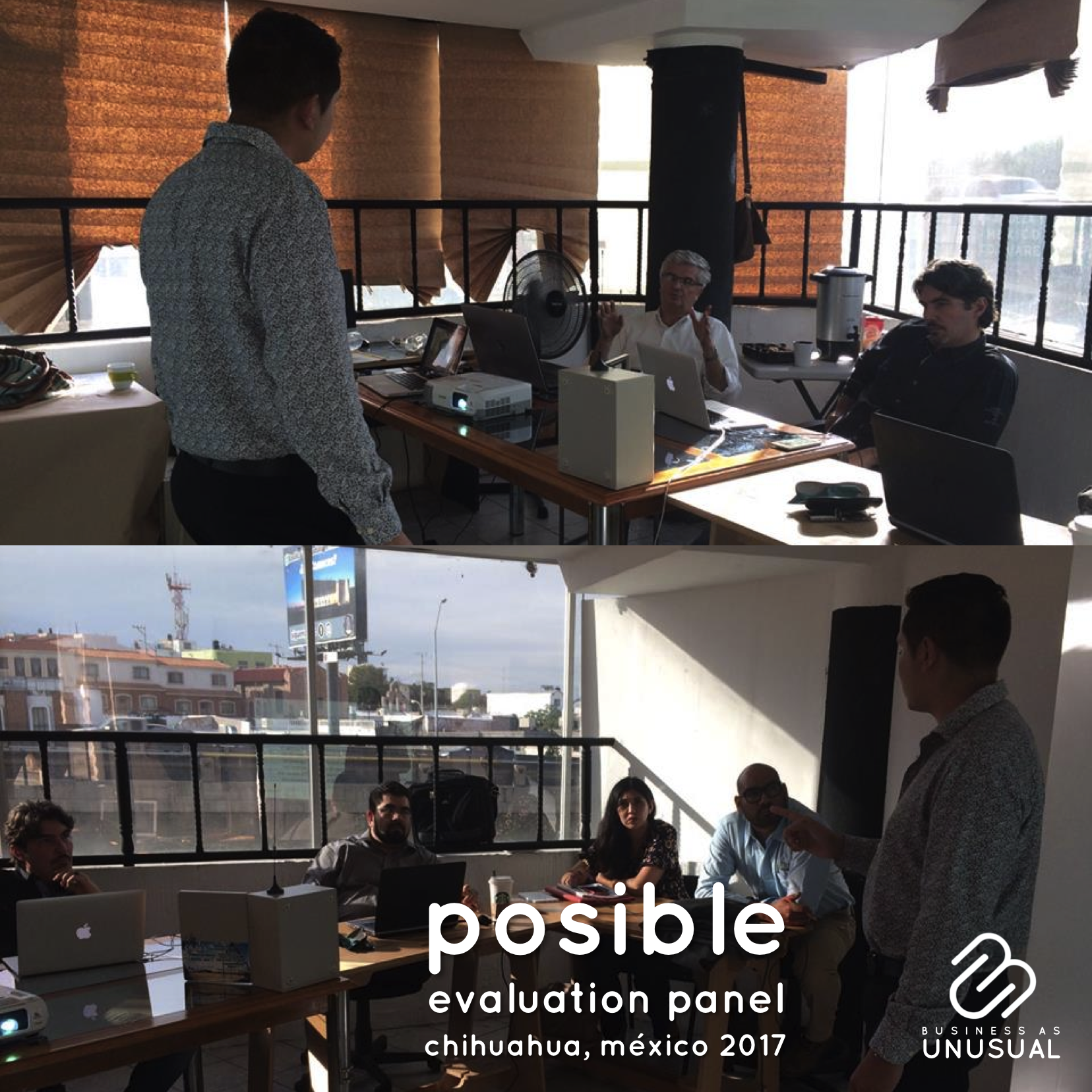 POSiBLE - Evaluation Panel