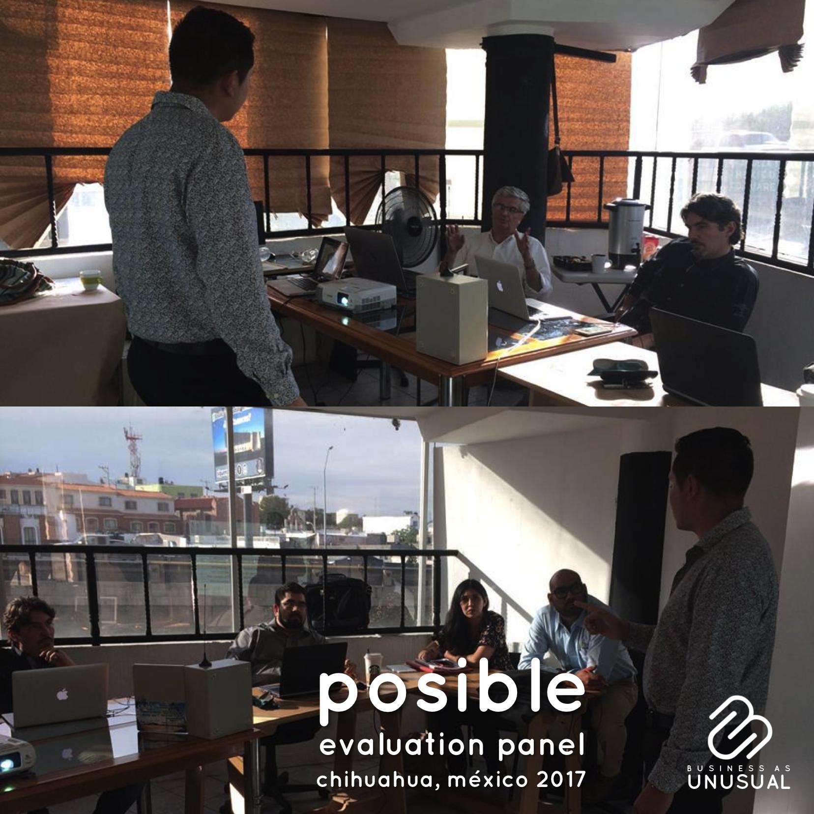 POSiBLE - Evaluation Panel