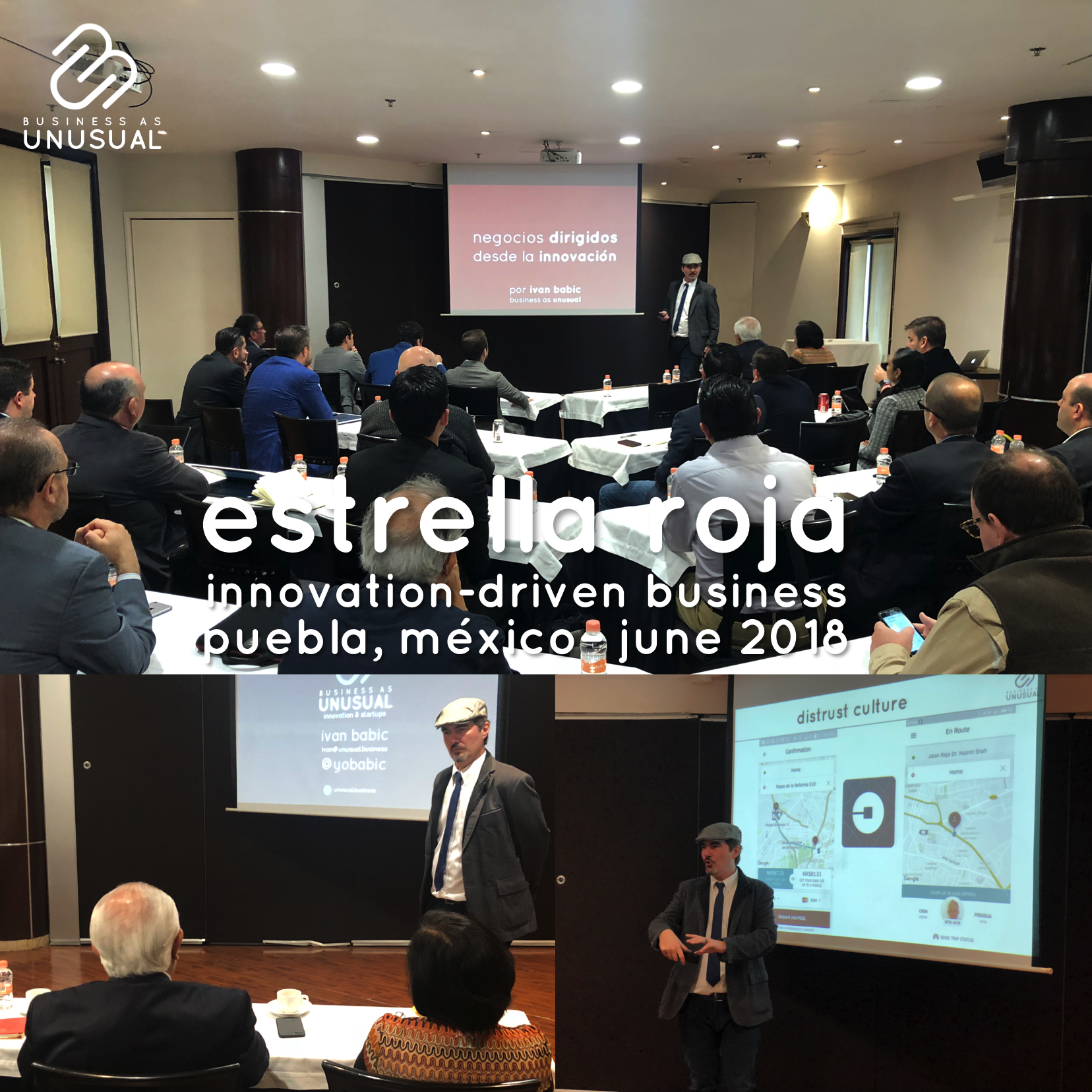 Estrella Roja - Innovation-Driven Business - Puebla 2018