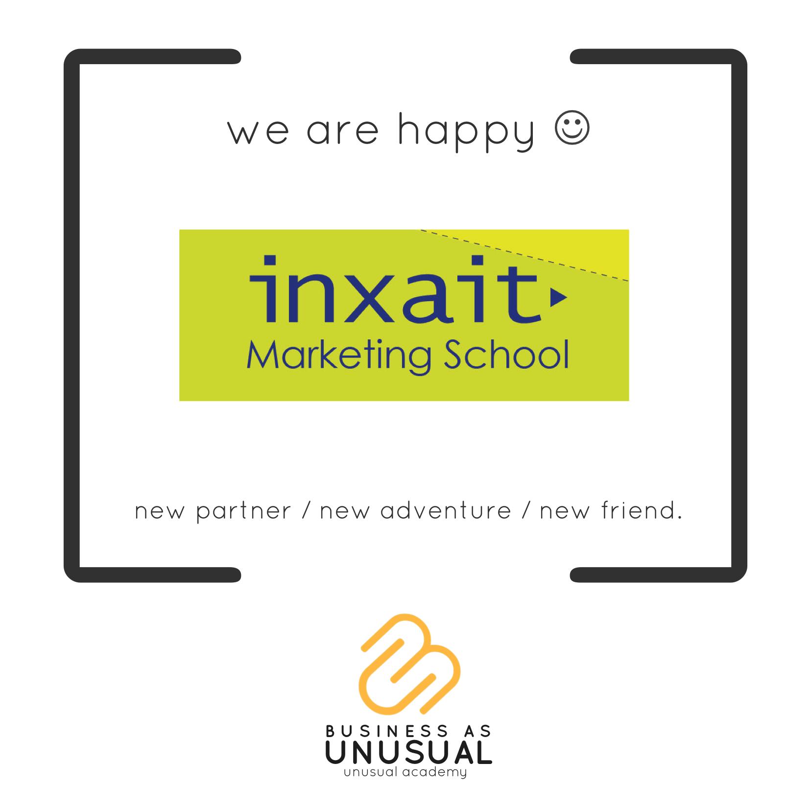 INXAIT Marketing School - Innovation Workshops