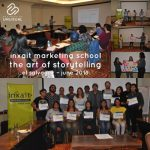 INXAIT Marketing School - The Art of Storytelling - El Salvador - June 2018