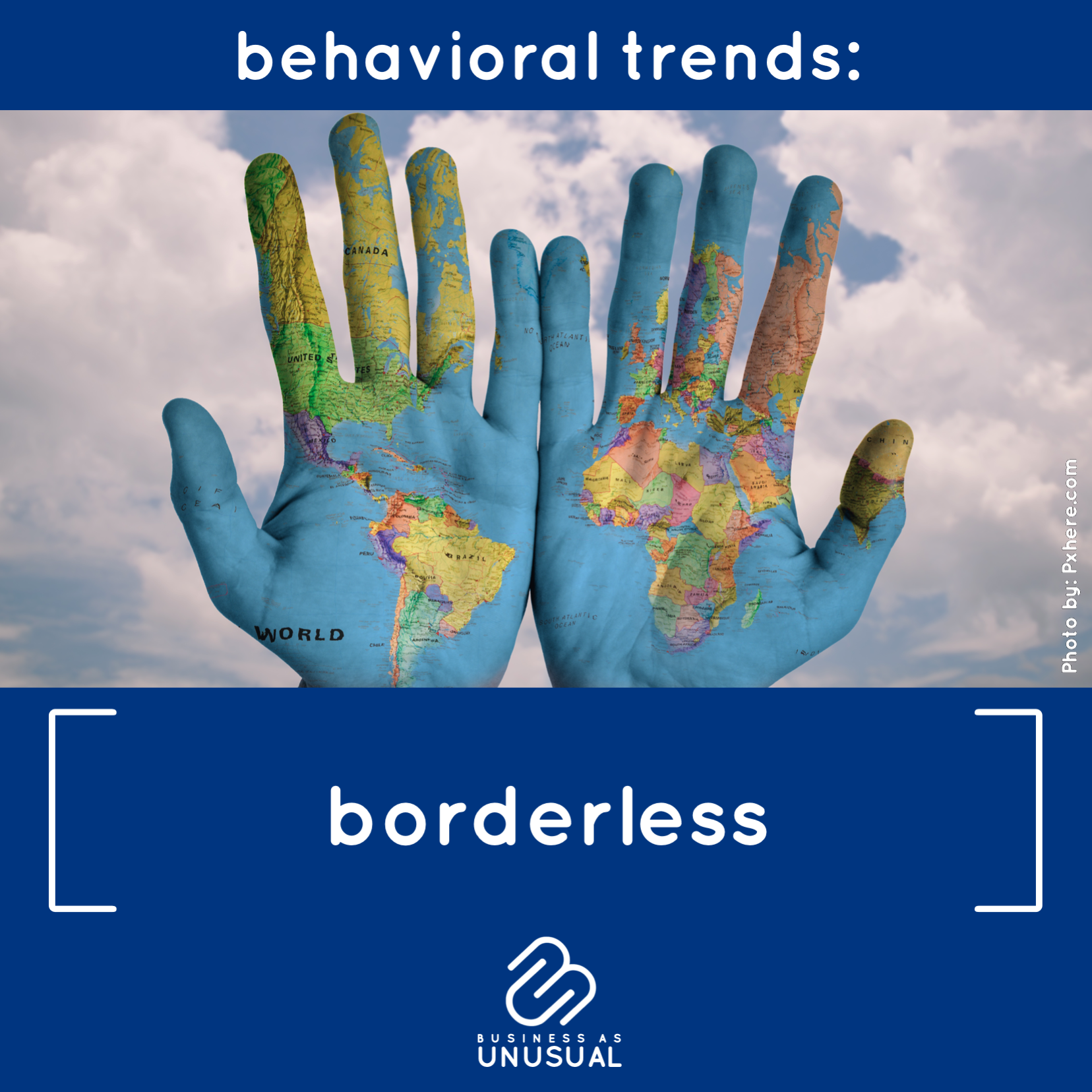 Behavioral Trends: Borderless