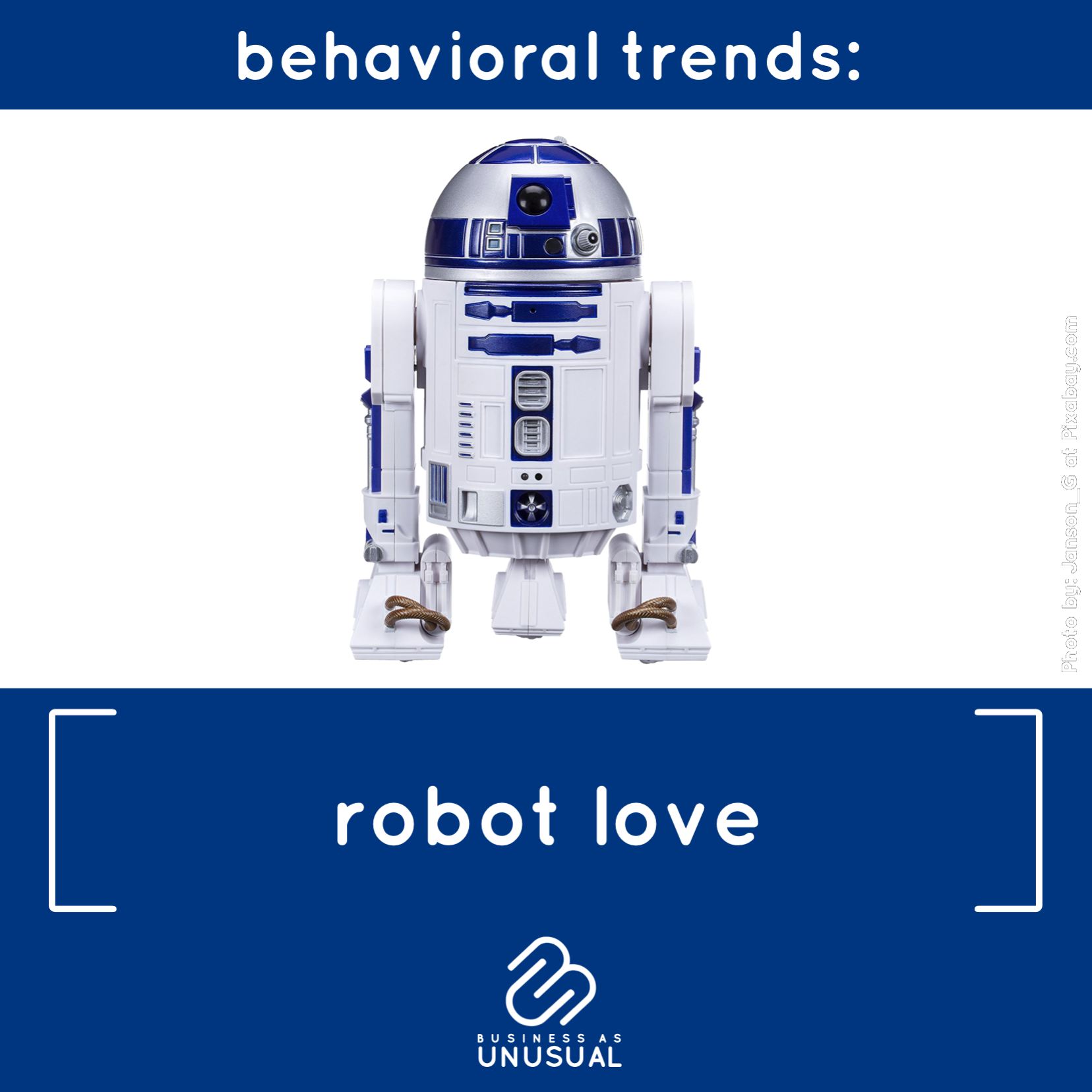 Behavioral Trends: Robot Love