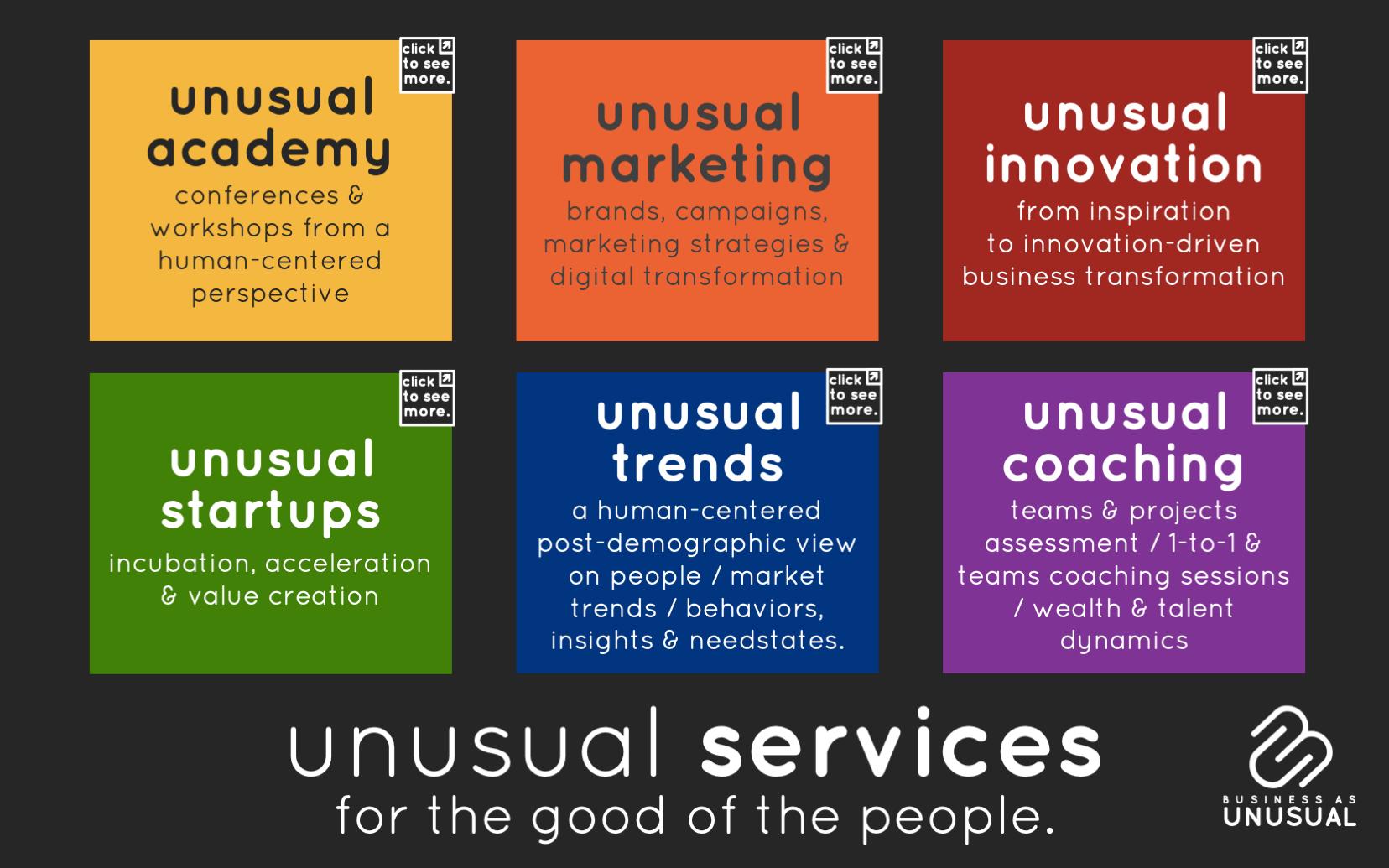 Unusual Services