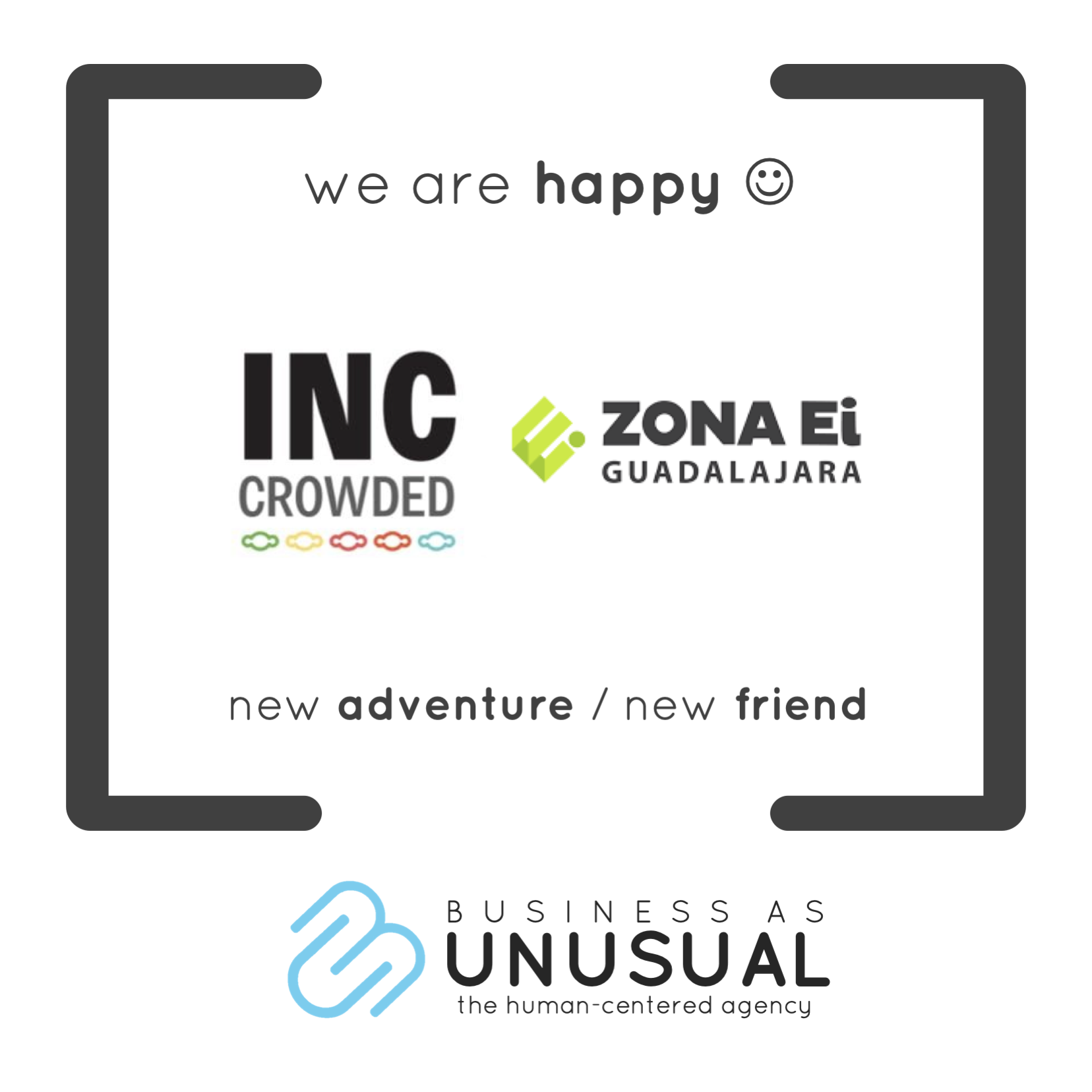INCCrowded - The Startup Festival / Instituto Tecnológico y de Estudios Superiores de Monterrey (ITESM) Zona Ei Campus Guadalajara