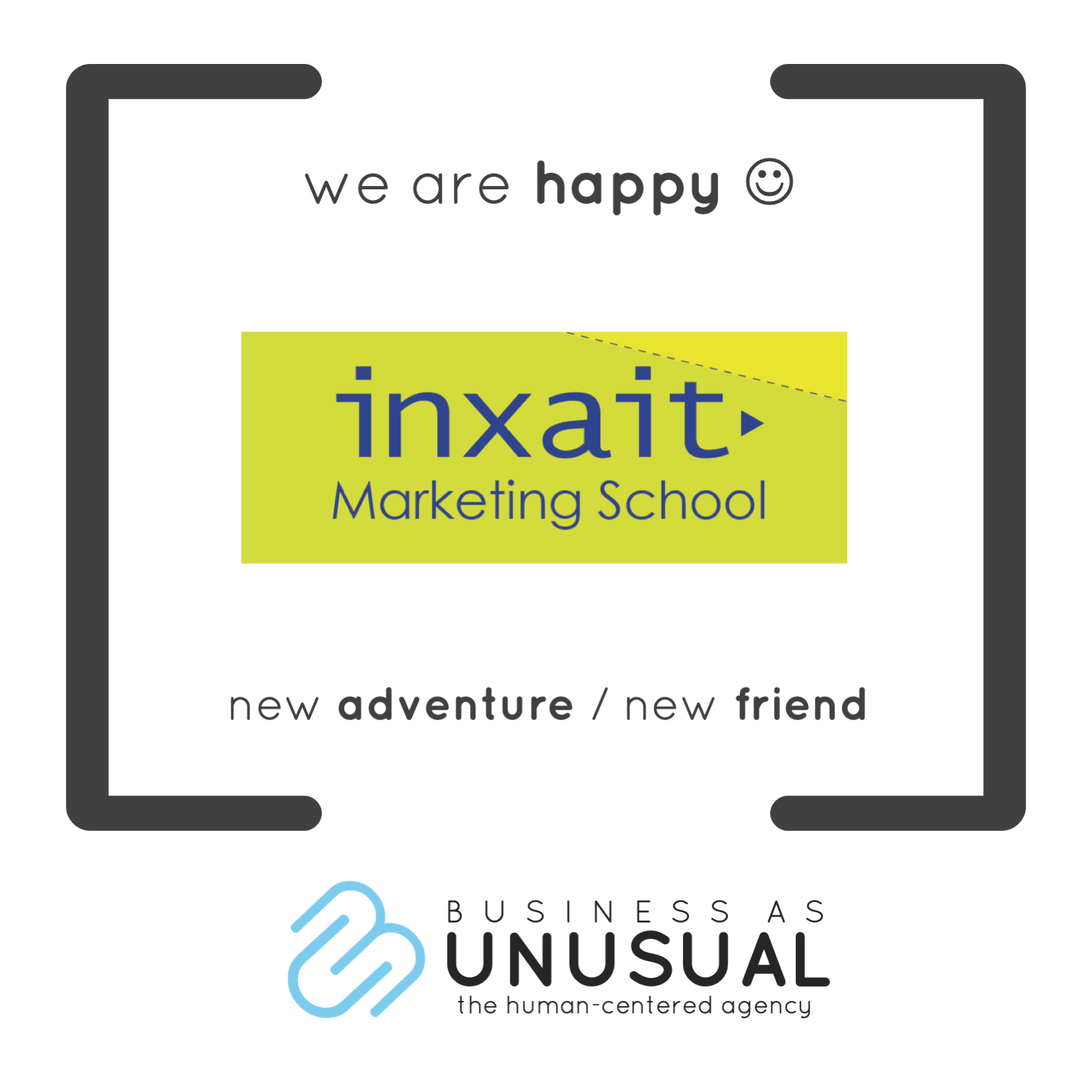 INXAIT Marketing School - Innovation and Marketing Workshops