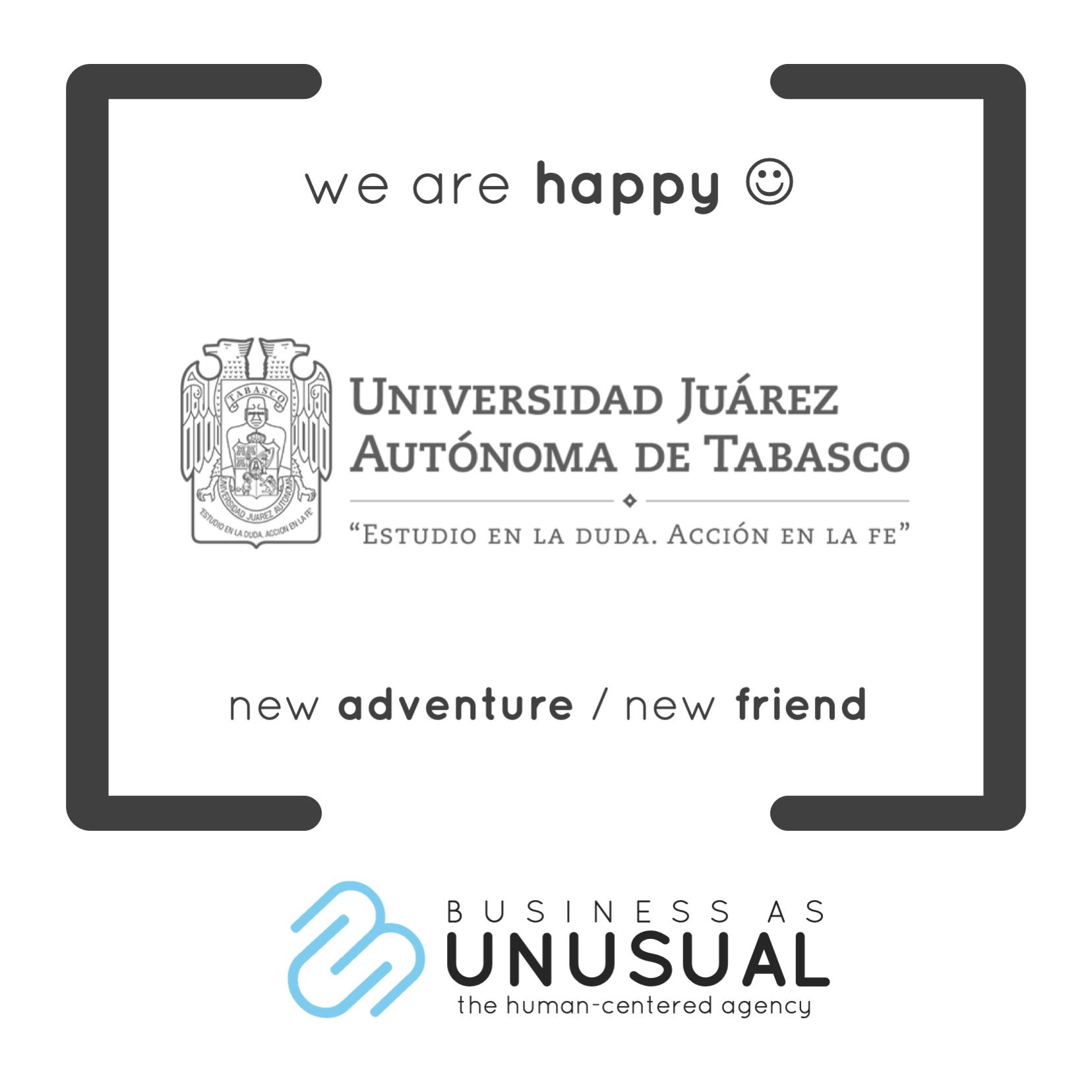 UJAT Universidad Juárez Autónoma de Tabasco