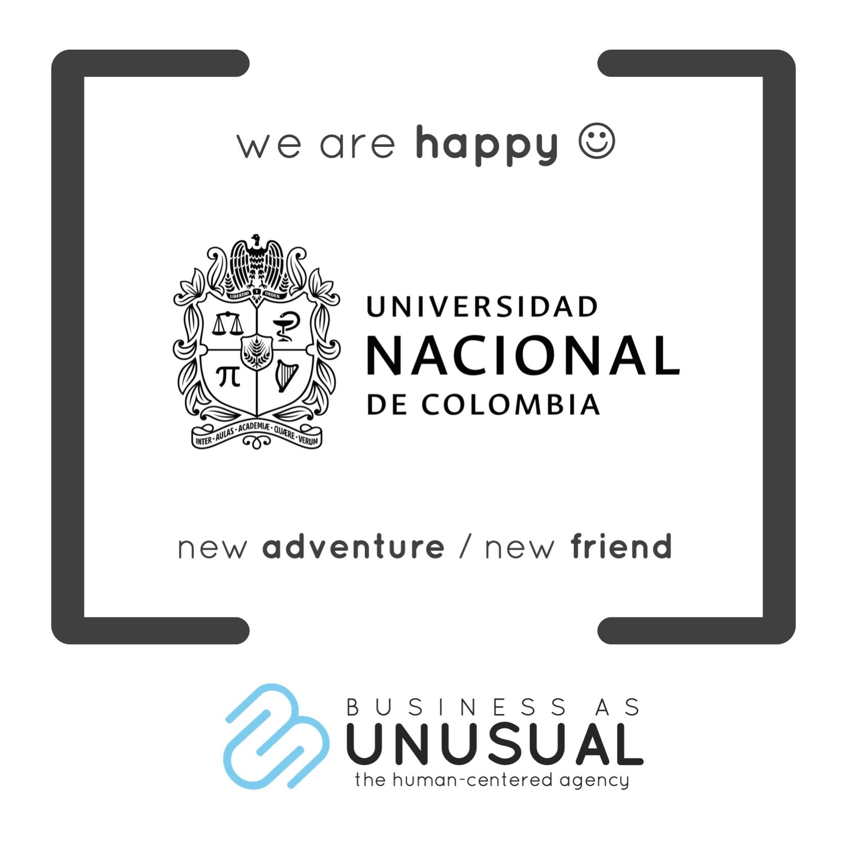 Universidad Nacional de Colombia UNAL