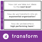 Business Coaching - Transform Your Business - Transformation