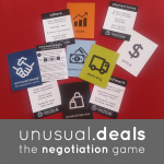 Unusual Games - Unusual Deals - The Negotiation Game - BATNA