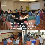 Inxait Marketing School - The Art of Storytelling - El Salvador - August 2018