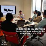 McDonalds Guatemala - Human-Centered Value Creation - July 2019