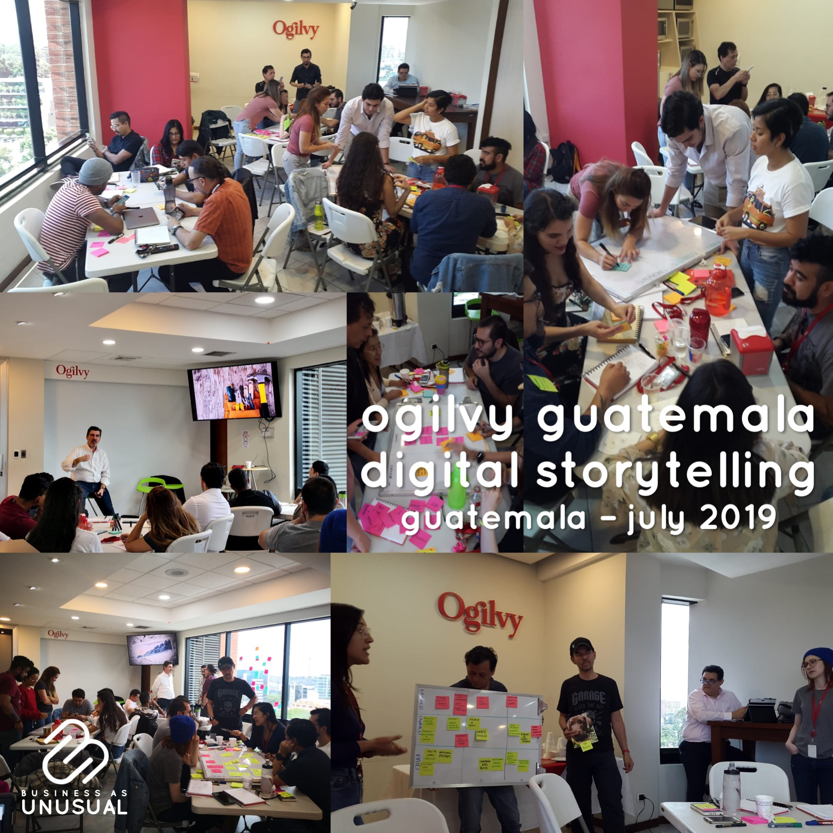 Ogilvy Guatemala - Digital Storytelling - July 2019