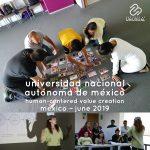 UNAM - Human-Centered Value Creation Workshop - Mexico June 2019