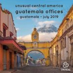Unusual Central America - Guatemala Offices - Innovation and Startups - Opening July 2019