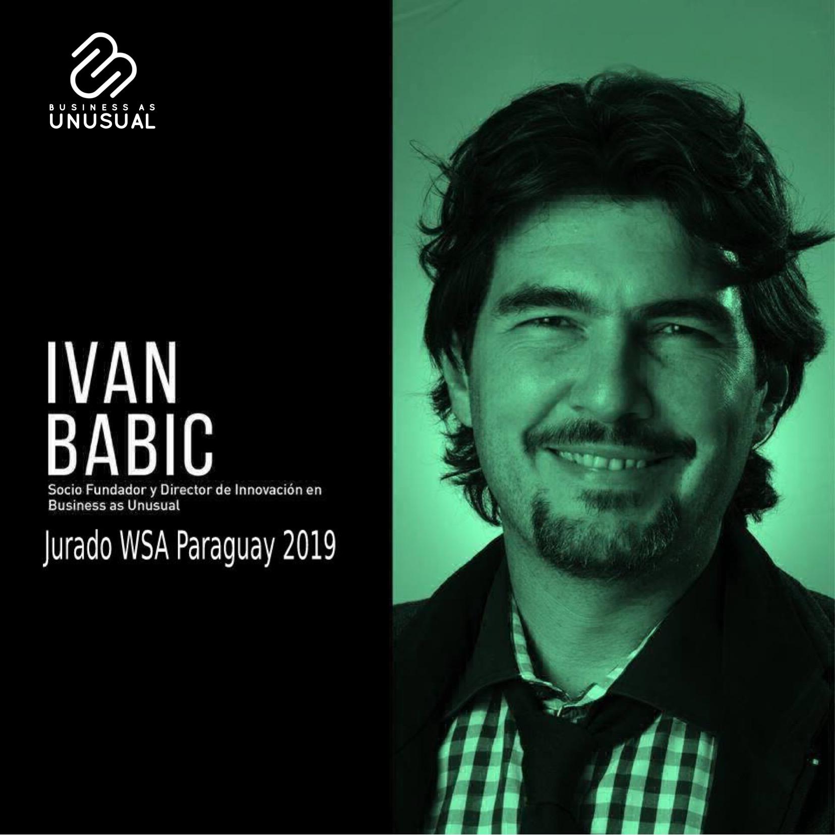 World Summit Awards - Ivan Babic - Paraguay 2019